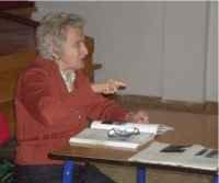 Scuola di patois di Salbertrand: Clelia Baccon - clicca per ingrandire.