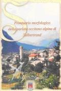 Libro in patois di Salbertrand dal titolo: Prontuario morfologico della parlata occitano alpina di Salbertrand. Clicca per ingrandire la copertina. Il link aprir&agrave una nuova finestra del browser