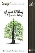 Libro in patois di Salbertrand dal titolo: Ël grō blëtun. Clicca per ingrandire la copertina. Il link aprir&agrave una nuova finestra del browser