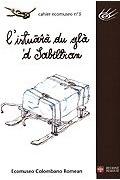 Libro in patois di Salbertrand dal titolo: l'istuâřä du glà 'd Sabëltran. Clicca per ingrandire la copertina. Il link aprir&agrave una nuova finestra del browser