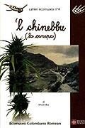 Libro in patois di Salbertrand dal titolo: 'l chinebbu (la canapa). Clicca per ingrandire la copertina. Il link aprir&agrave una nuova finestra del browser
