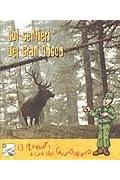 Libro in patois di Salbertrand dal titolo: Sui sentieri del Gran Bosco. 13 Itinerari a cura dei Guardiaparco. Clicca per ingrandire la copertina. Il link aprir&agrave una nuova finestra del browser