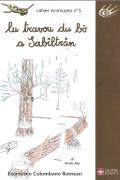 Libro in patois di Salbertrand dal titolo: Lou travau du bō a Salbëlträn, Chaier n. 5. Clicca per ingrandire la copertina. Il link aprir&agrave una nuova finestra del browser