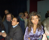 Scuola di patois di Salbertrand: lezione Loredana Matonti - clicca per ingrandire.
