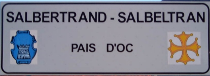Salbertrand: toponimi del territorio in patois - clicca per ingrandire. Il link aprir&agrave una nuova finestra del browser