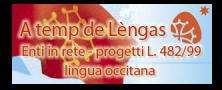 Salbertrand, Comune di lingua occitana