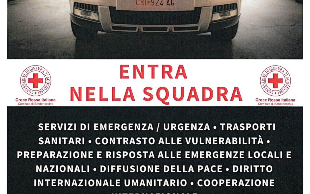 CROCE ROSSA ITALIANA COMITATO DI BARDONECCHIA. CORSO D'ACCESSO ESTATE 2021